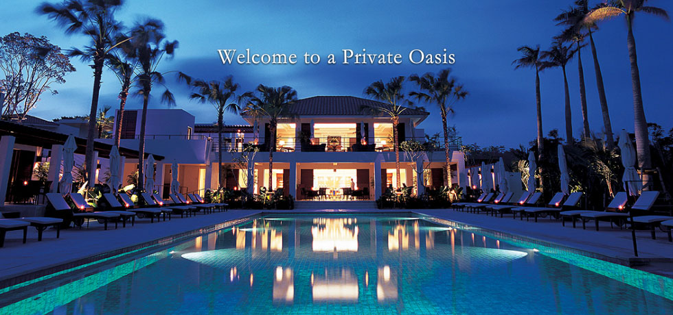 Welcome to a Private Oasis